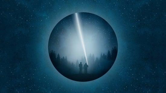 Mi padre del espacio exterior