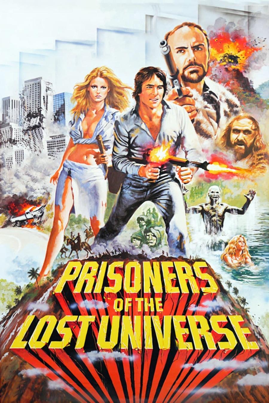 Prisioneros del mundo perdido