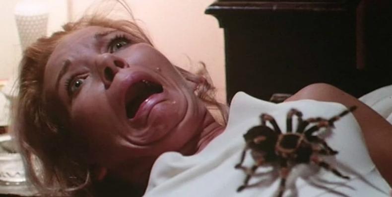 Veneno, el beso de la tarántula