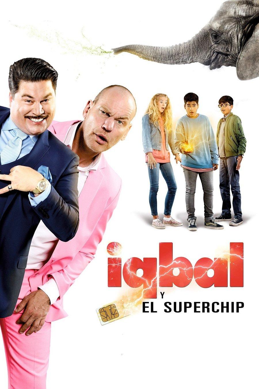 Iqbal i el Superchip