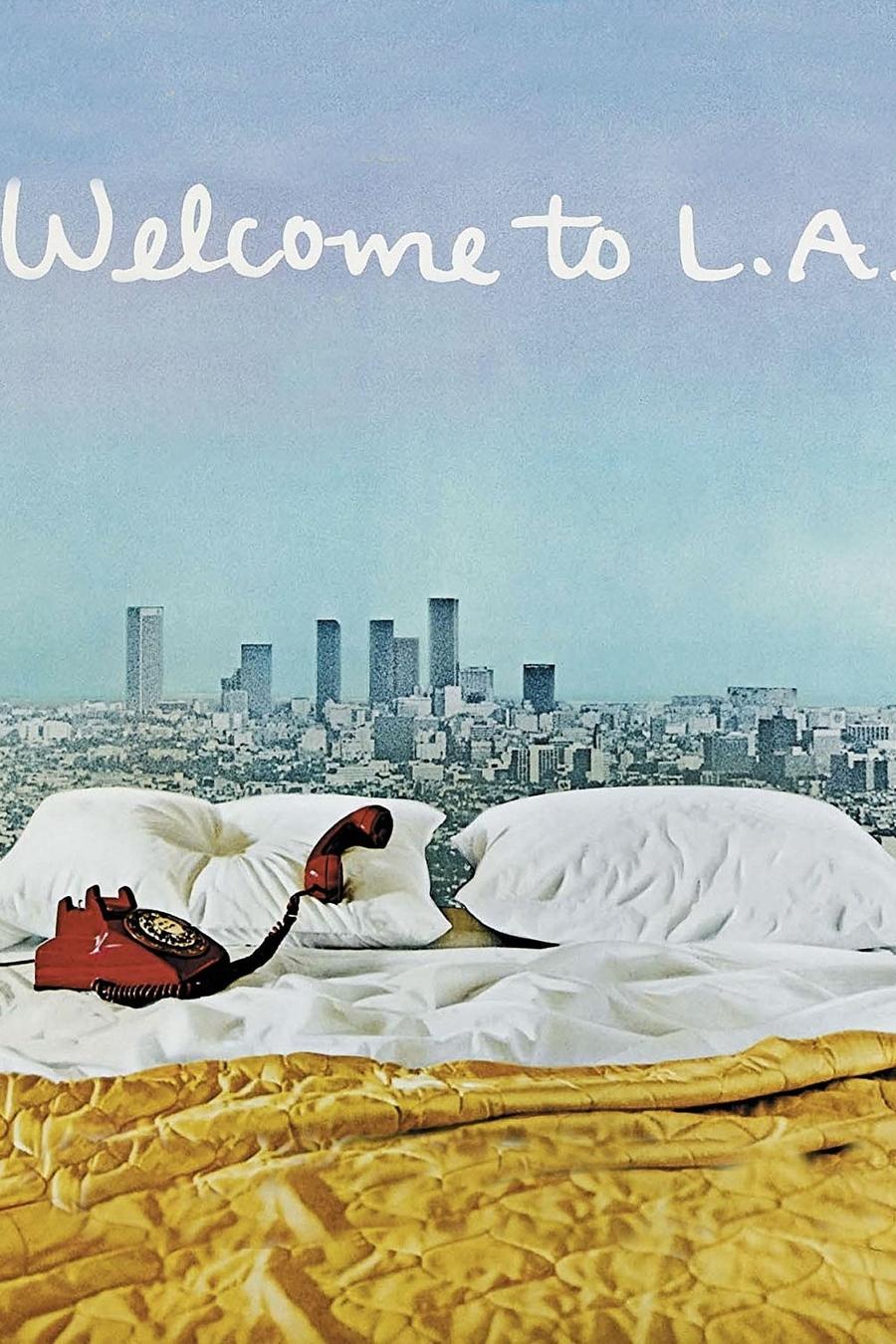 Bienvenido a Los Ángeles