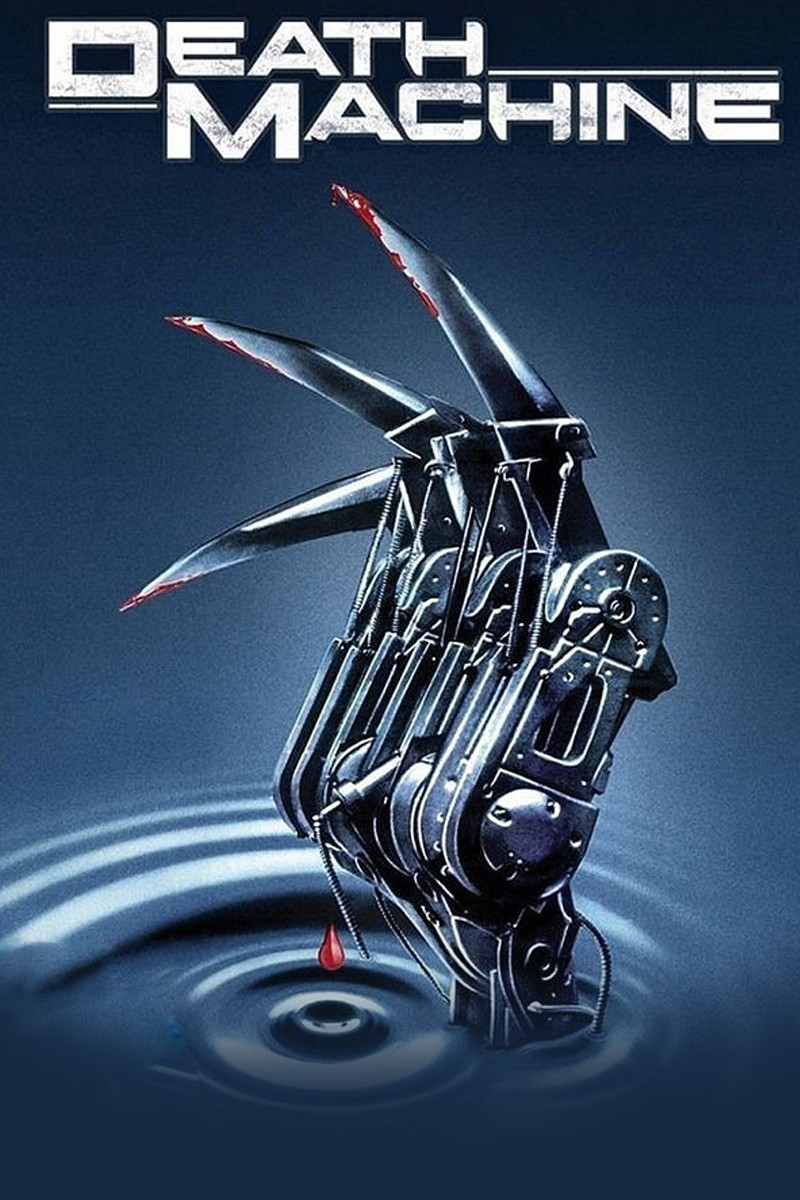 Death Machine (Máquina Letal)