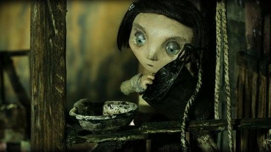Violeta, la pescadora del mar negre