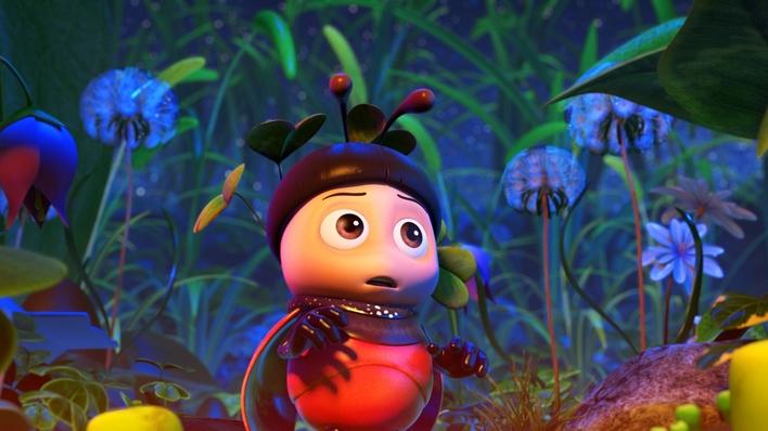 Ladybug. En busca del cañón perdido