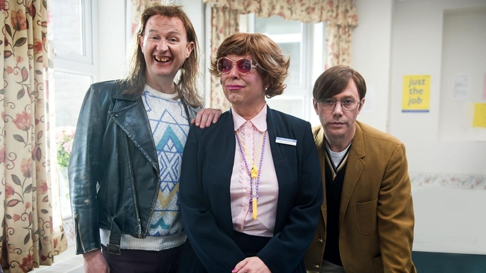 The League of Gentlemen (2017)