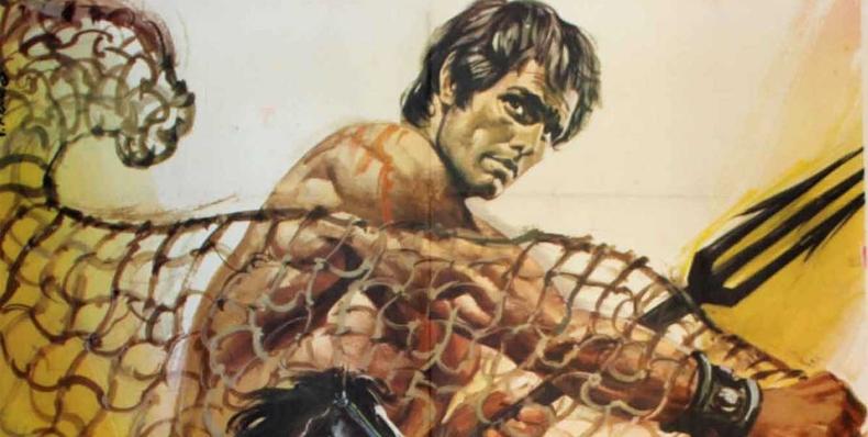 Los dos gladiadores