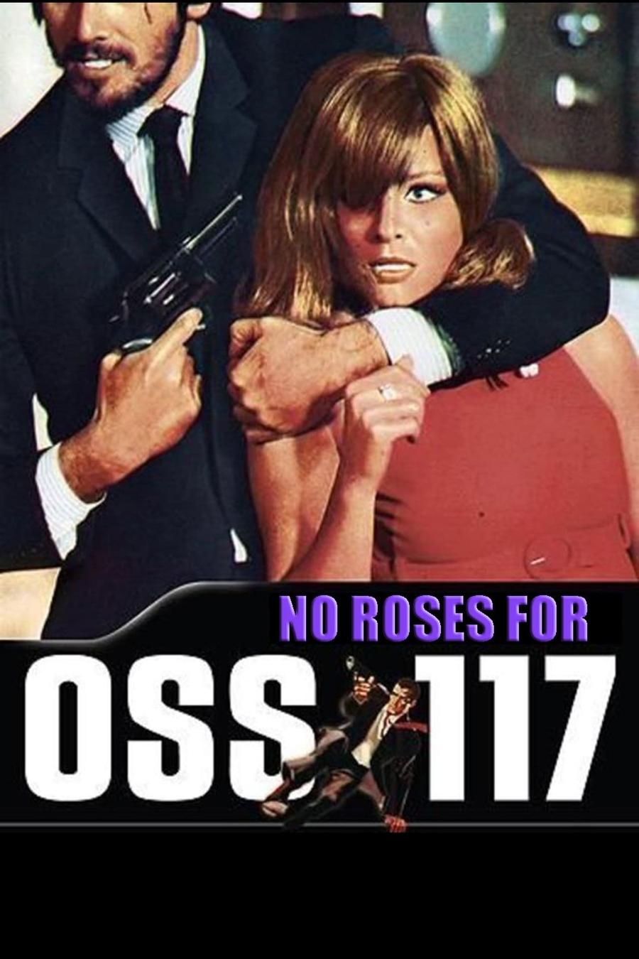 No hay flores para OSS 117
