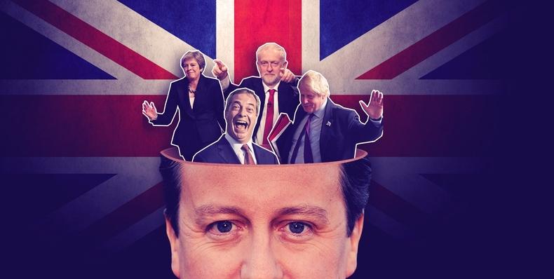 El backstage del brexit