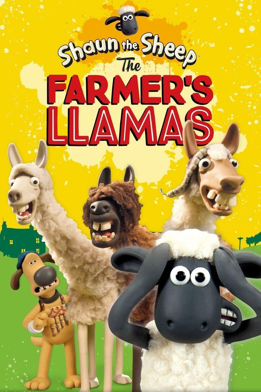 La Oveja Shaun: Las llamas del granjero