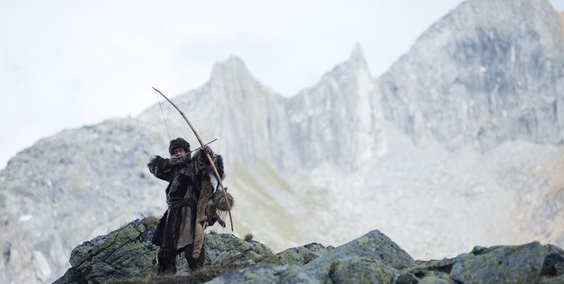 Ötzi, l'home de gel