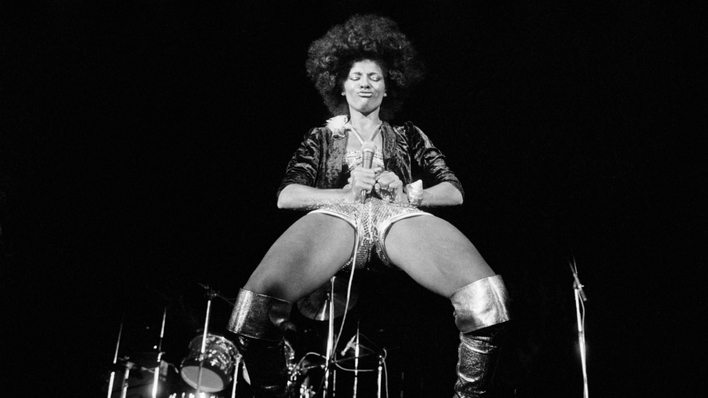 Betty Davis, reina del funk
