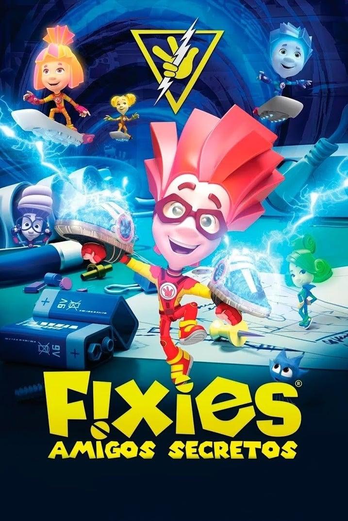 Els Fixies: Amics secrets
