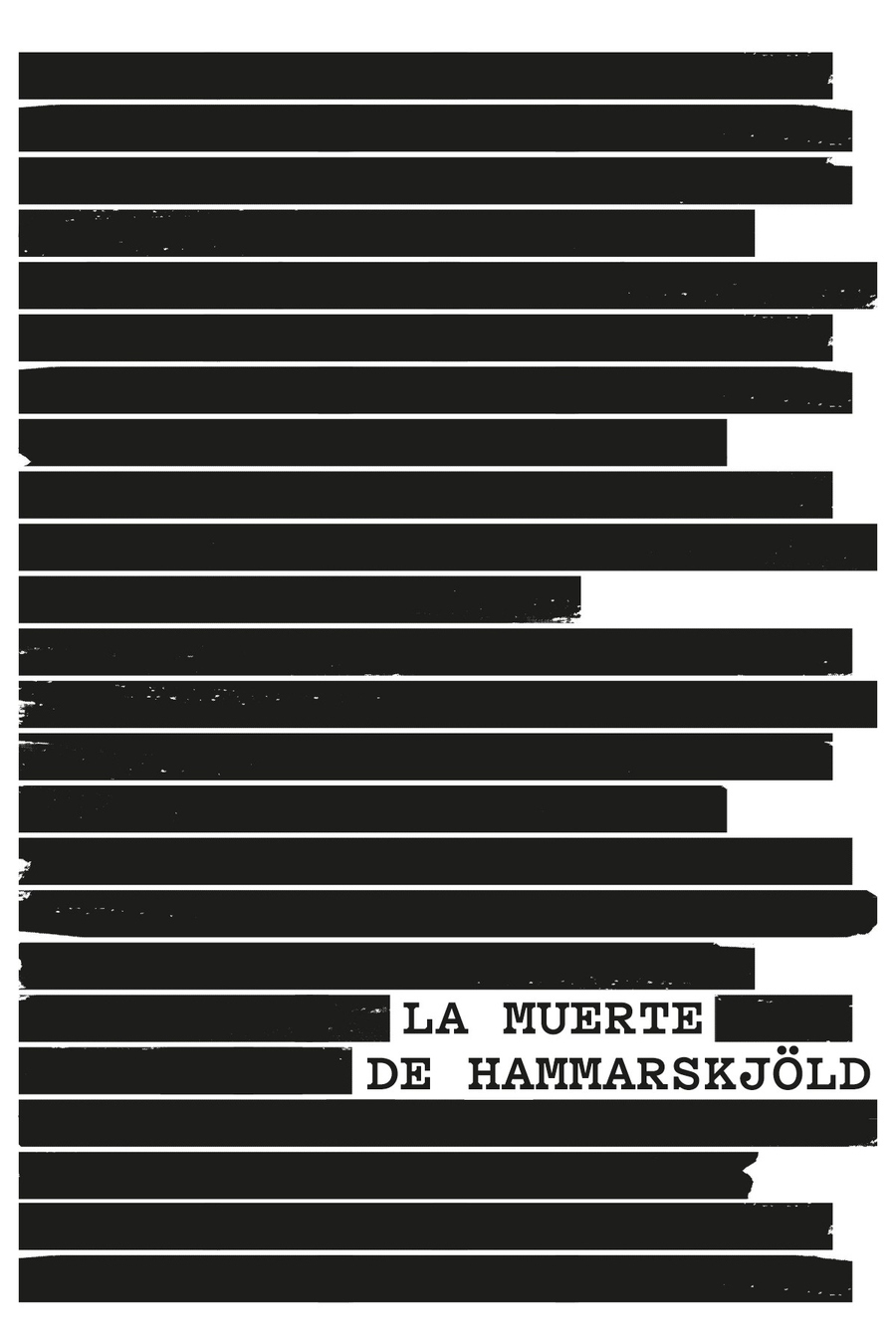 La muerte de Hammarskjöld
