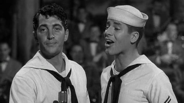 Vaya par de marinos