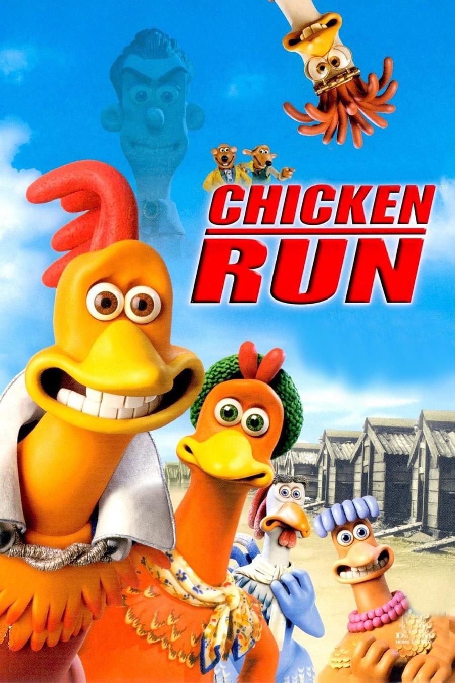 Chicken Run: Evasión en la Granja