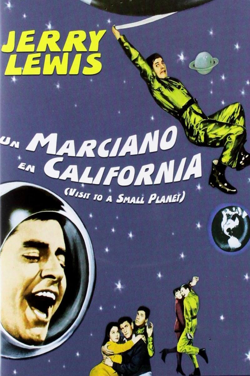 Un marciano en California