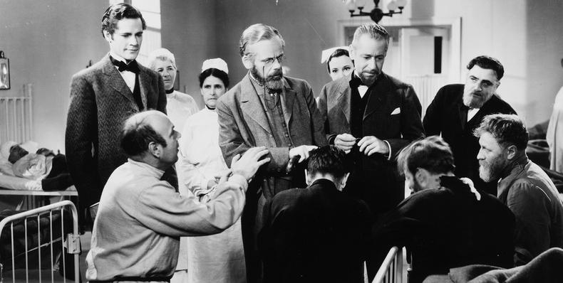 La tragedia de Louis Pasteur