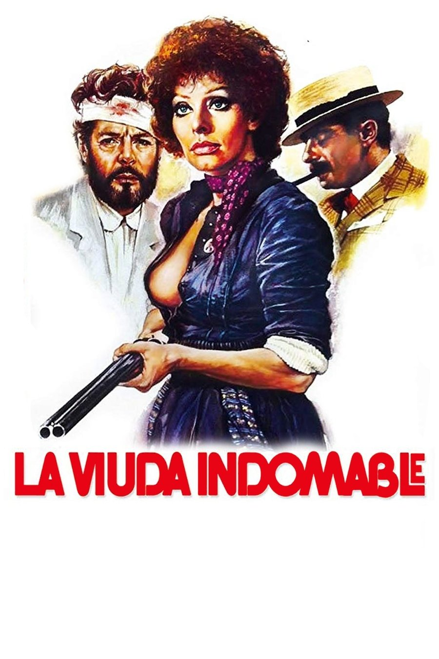 La viuda indomable