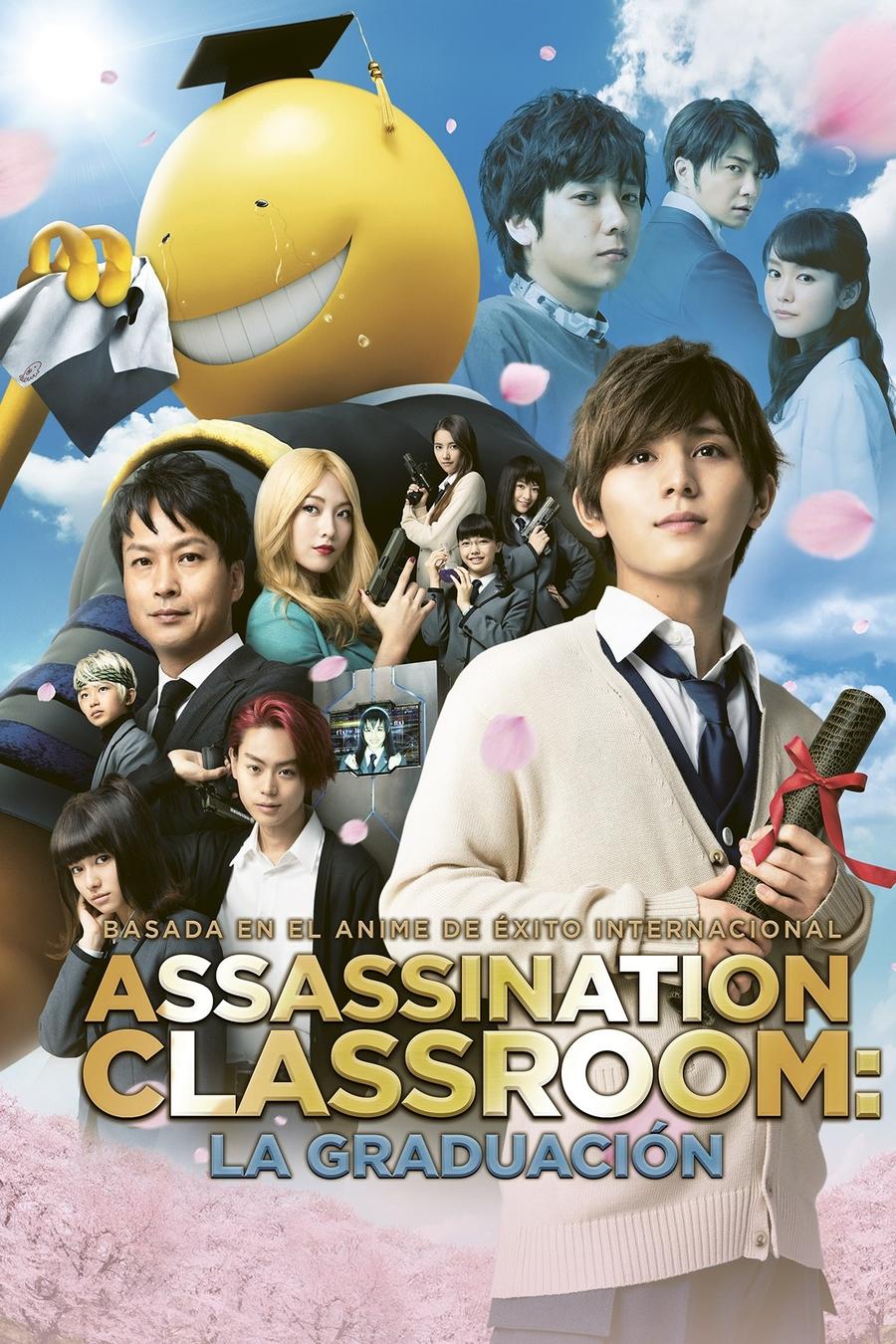 Assassination Classroom: La Graduación