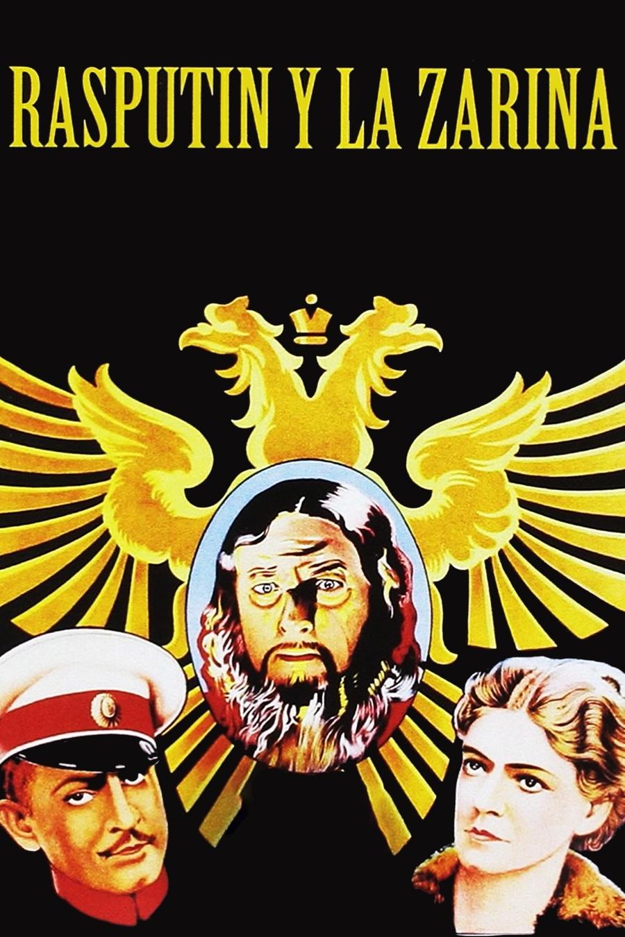 Rasputín y la zarina