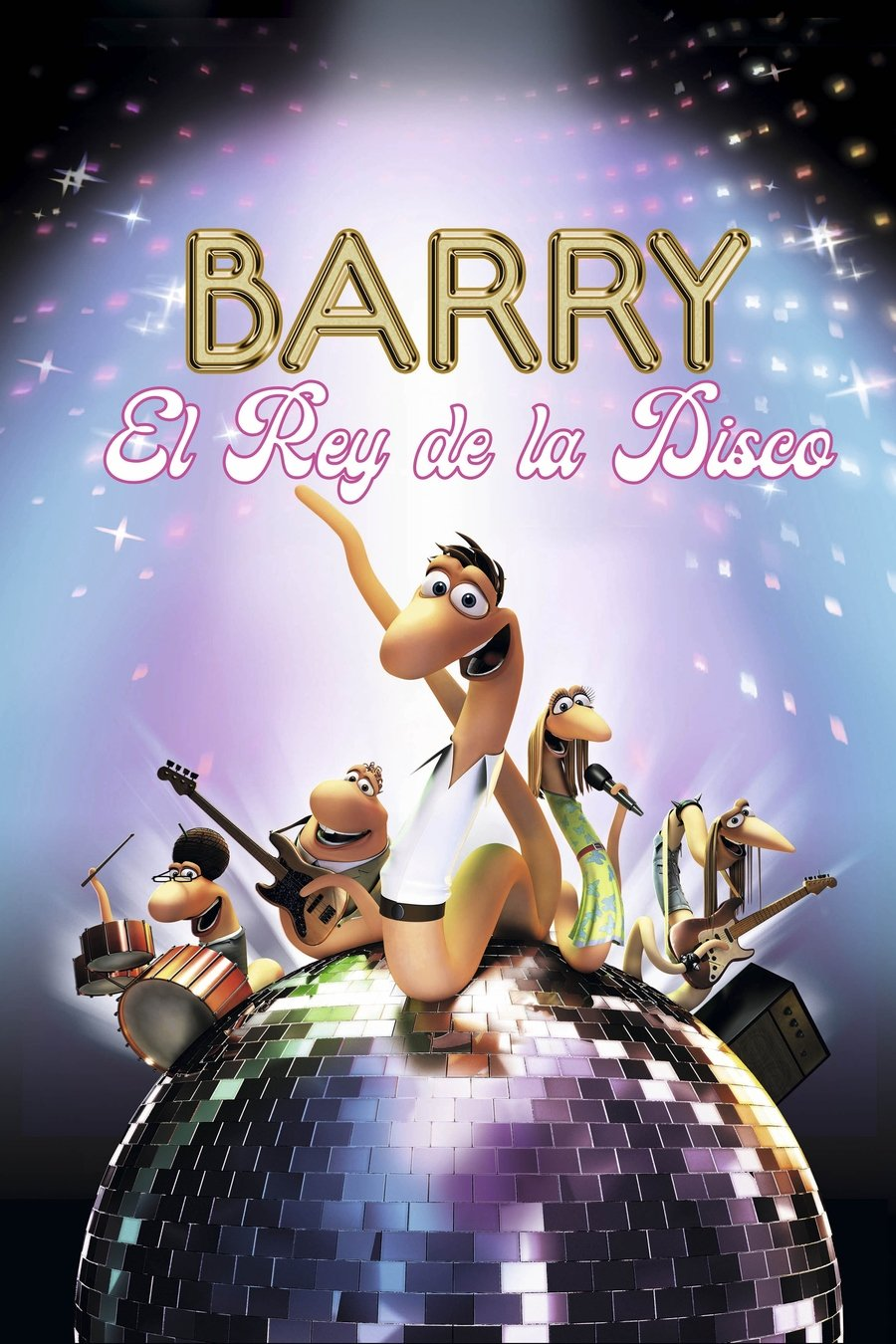 Barry, el Rey de la Disco