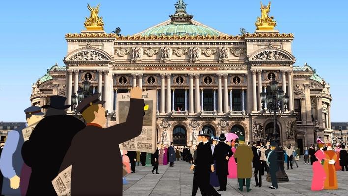 Dilili a París