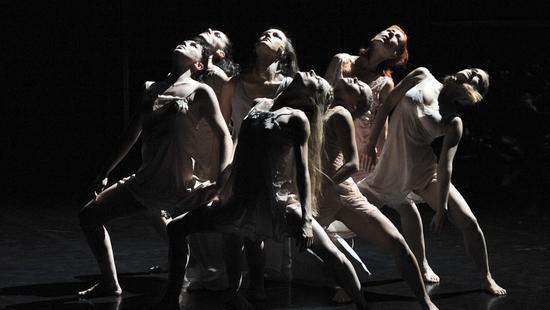 La danza de Preljocaj