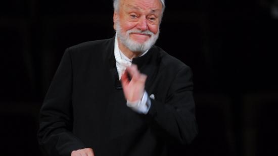 Kurt Masur, gala 80º aniversario