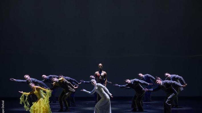 El ballet de la noche