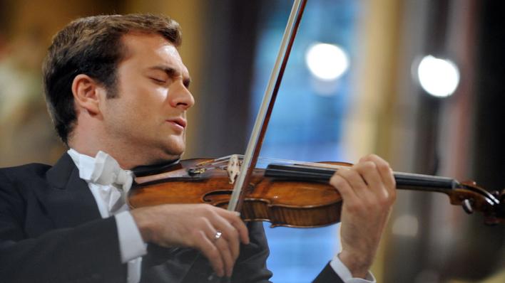 Romance para violín y orquesta