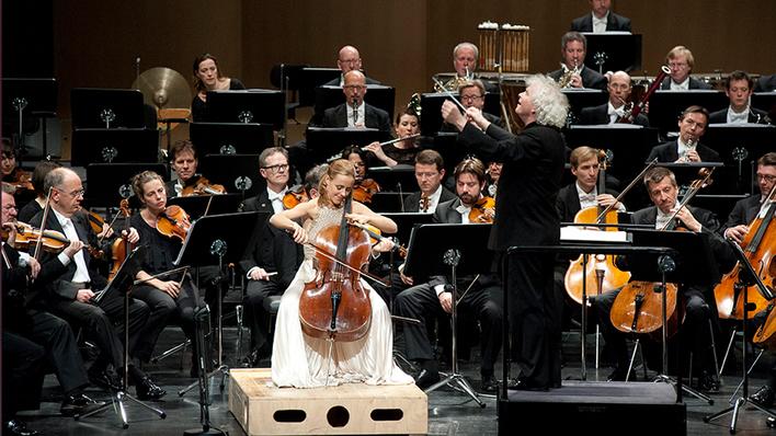 El violonchelo de Sol Gambetta