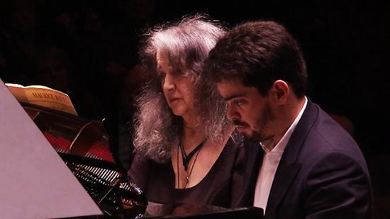 Prokofiev por Shani y Argerich