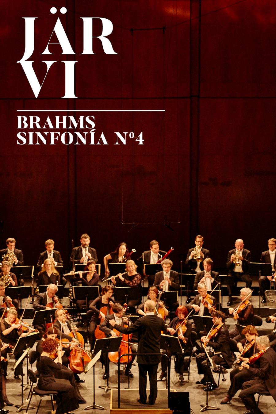 La cuarta sinfonía de Brahms