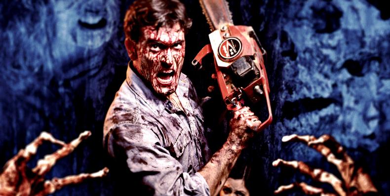 Evil Dead 2 (Terroríficamente Muertos)