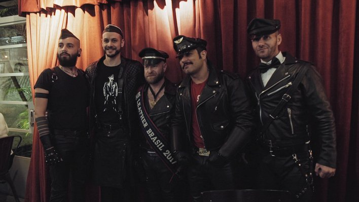 Mr. Leather