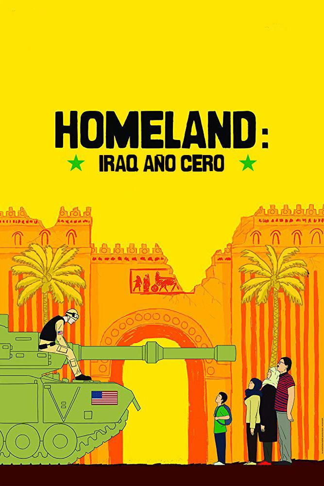 Homeland: Iraq Año Cero