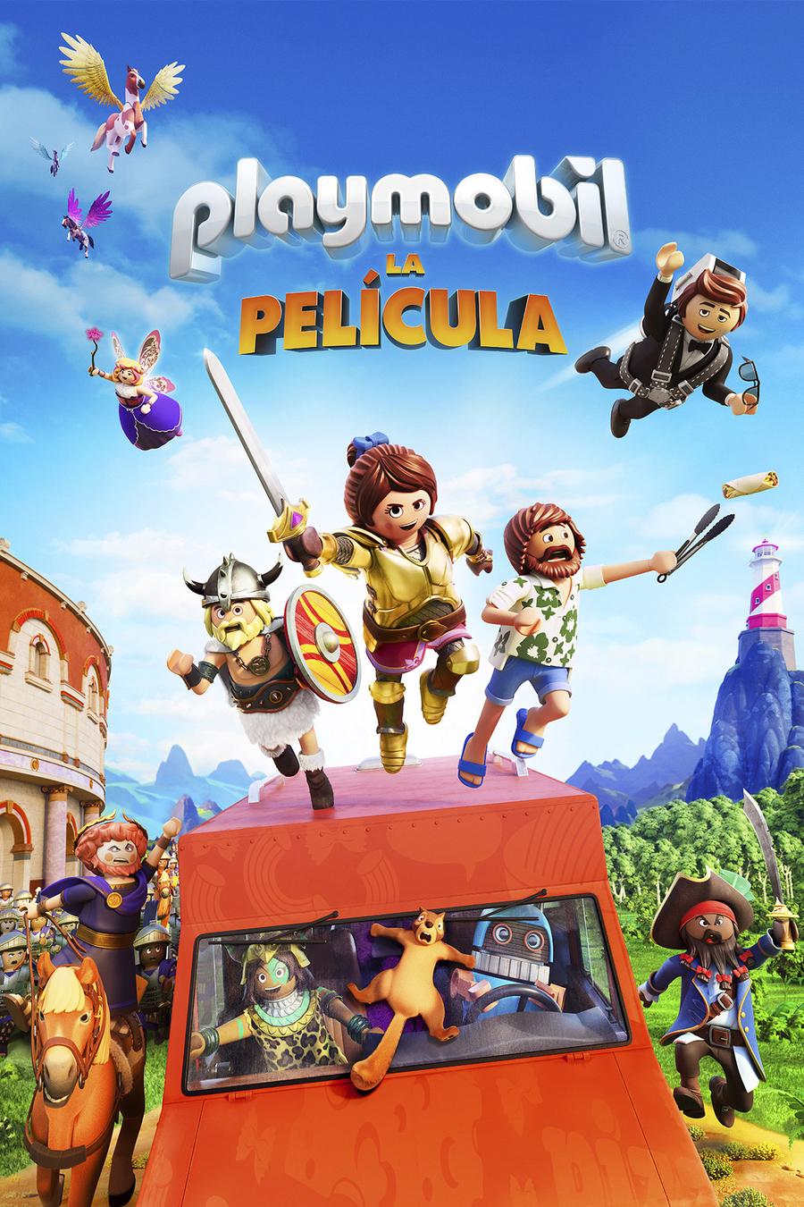 Playmobil: La pel·lícula