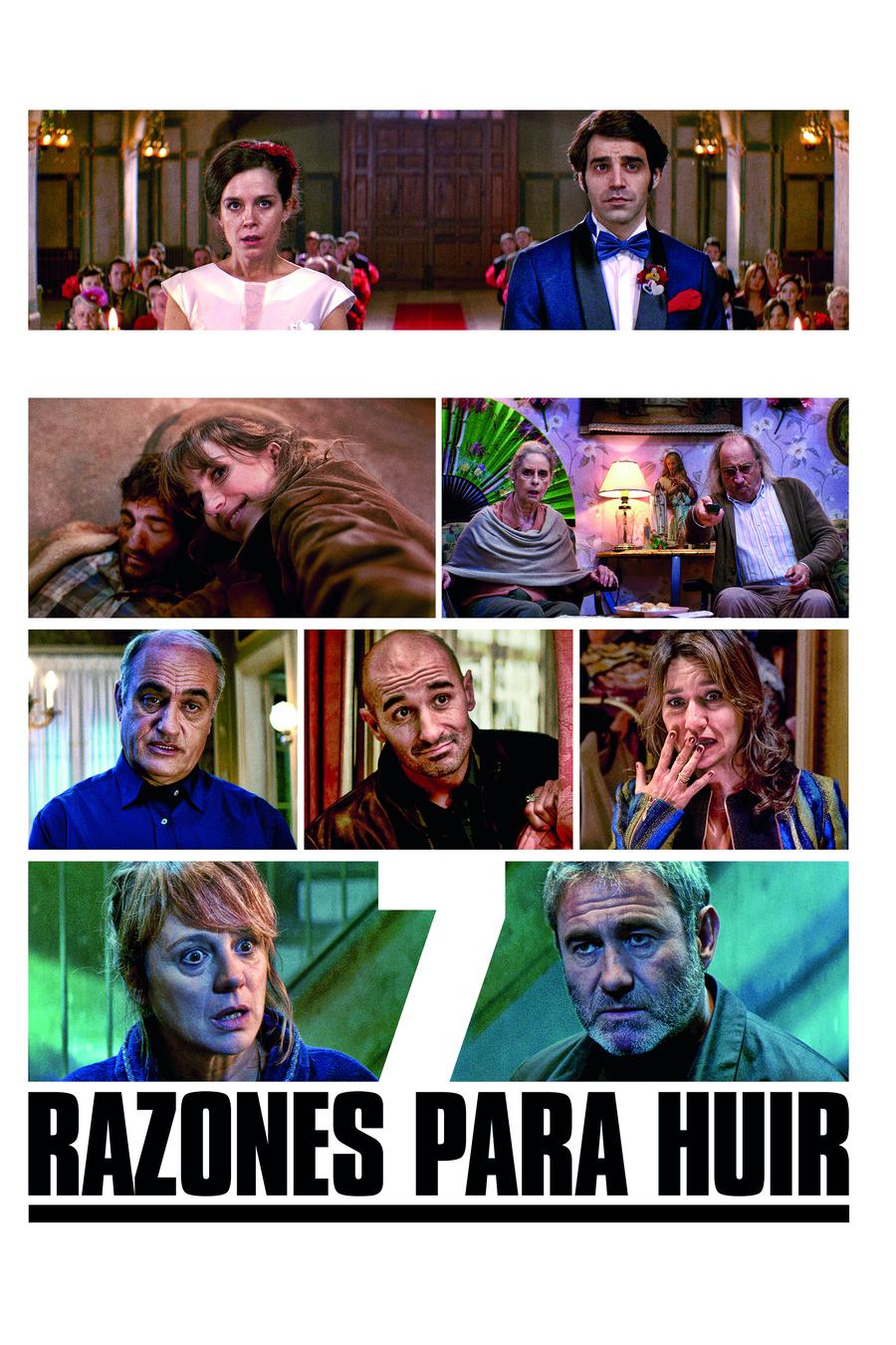 7 razones para huir