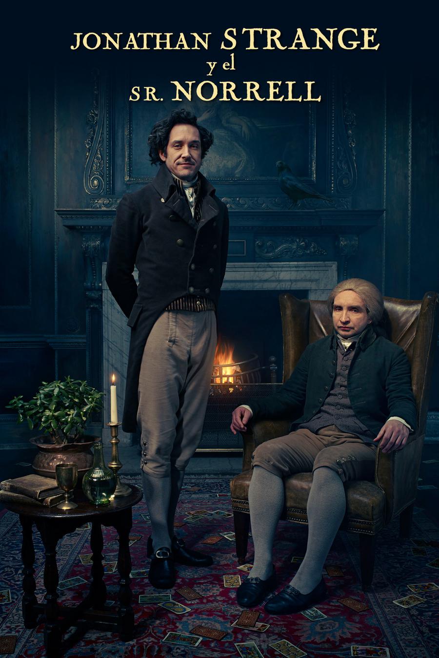 Jonathan Strange y el Sr. Norrell