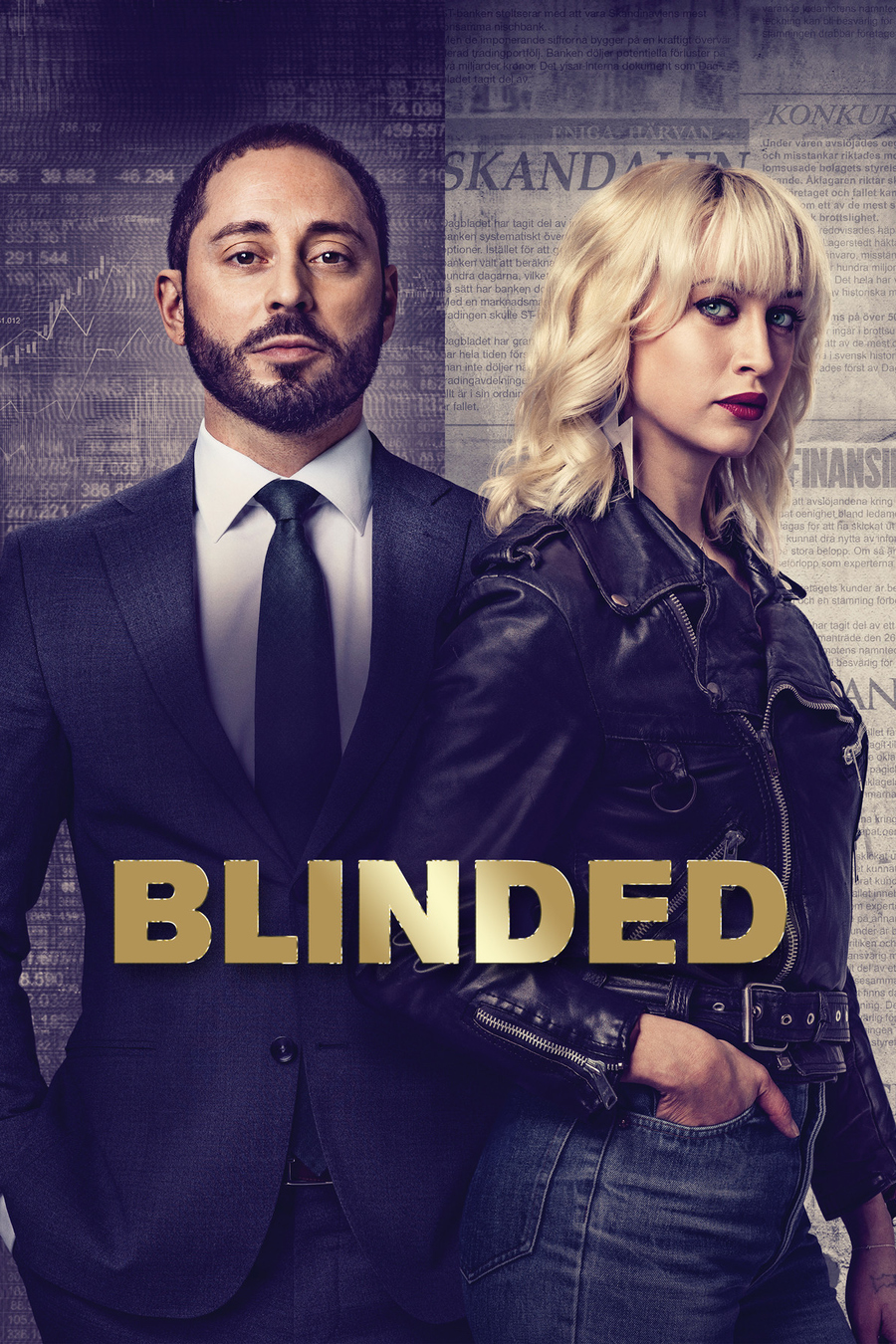 Image result for BLINDED FILMIN