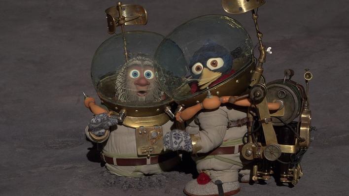 Solan & Eri, misión a la Luna
