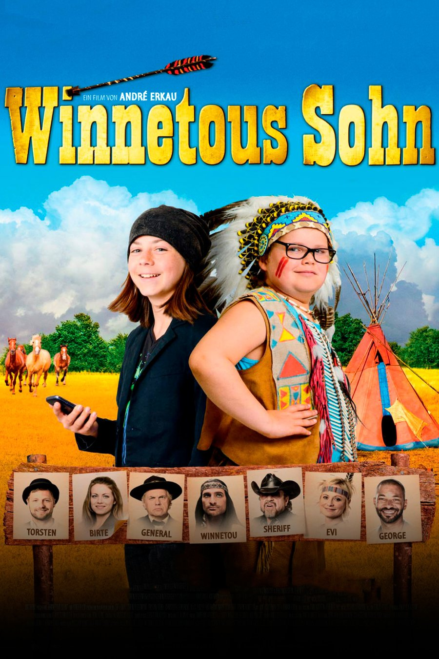 El fill de Winnetou
