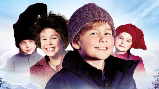 La família Nadal en el país dels elfs