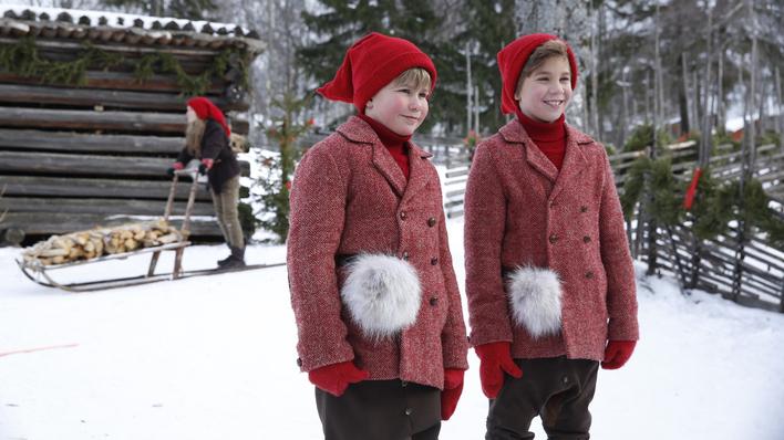 Hugo en el país de los elfos