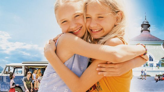 Lotte i Luisa. El retrobament de les bessones