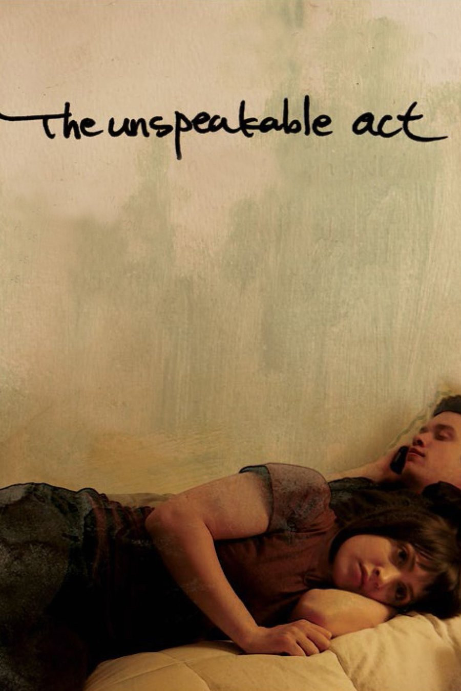 The Unspeakable Act