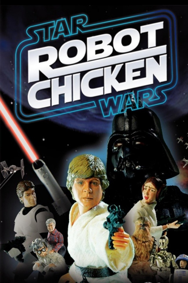 Robot Chicken Star Wars