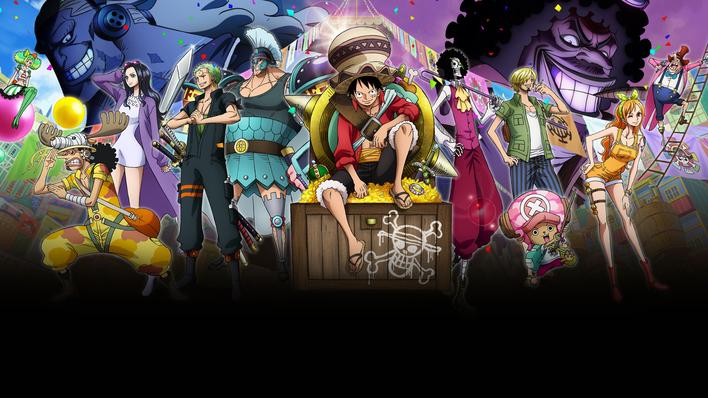One Piece Estampida