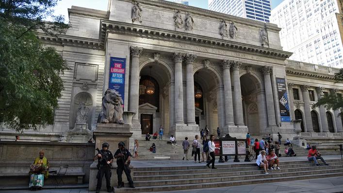 Ex Libris: La Biblioteca Pública de Nova York