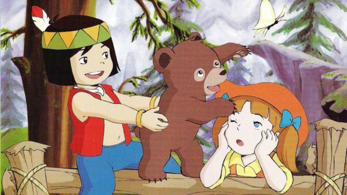 El bosque de Tallac: Jackie y Nuca